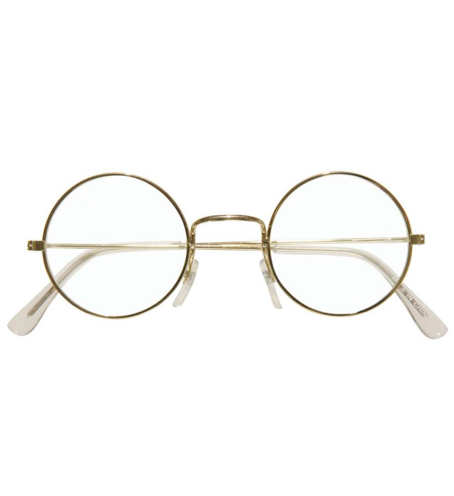 b73ec8623 Runde Briller klart glass