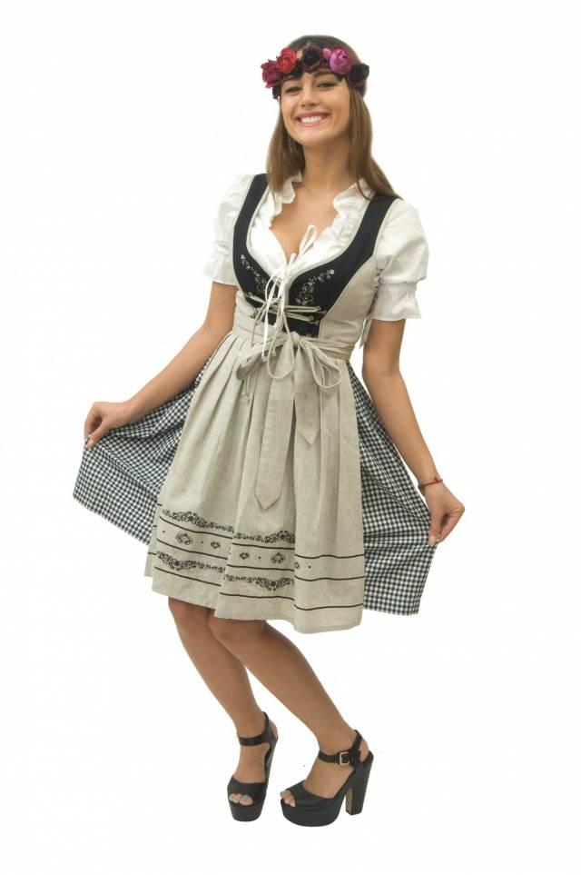 kjoler til oktoberfest