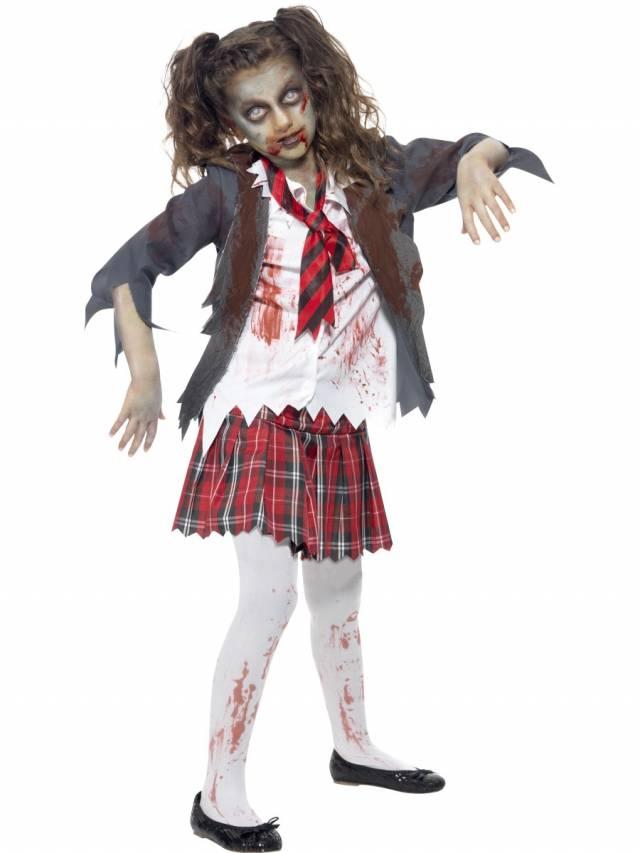 Zombie School Girl Costume Barn b58f06284a64a