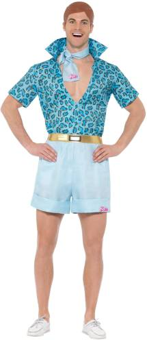 2344ada9 Barbie Safari Ken Kostyme Blue