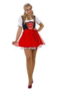 Oktoberfest Støvlett med Pelskant Dame