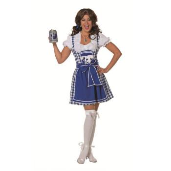 Oktoberfestkjole Birgitte Bestselger