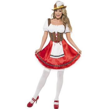 Oktoberfest Bavarian Wench Sexy