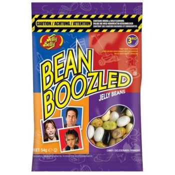 Jelly Belly Bean Boozled Pose
