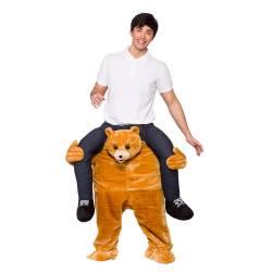 Carry Me Teddy Bear Kostyme