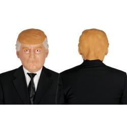 Donald Trump Mr. President Maske