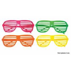 Briller Neon Persienne 1980`s