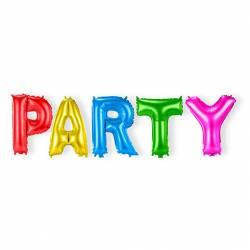 Folieballonger på snøre PARTY