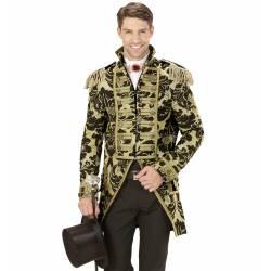 Gold Jacqarde Parade Tailcoat